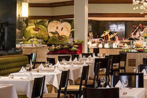 Buffet Restaurant Green